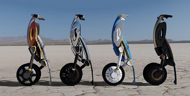 INU折りたたみ式スクーター–🛵電動スクーターインド2021