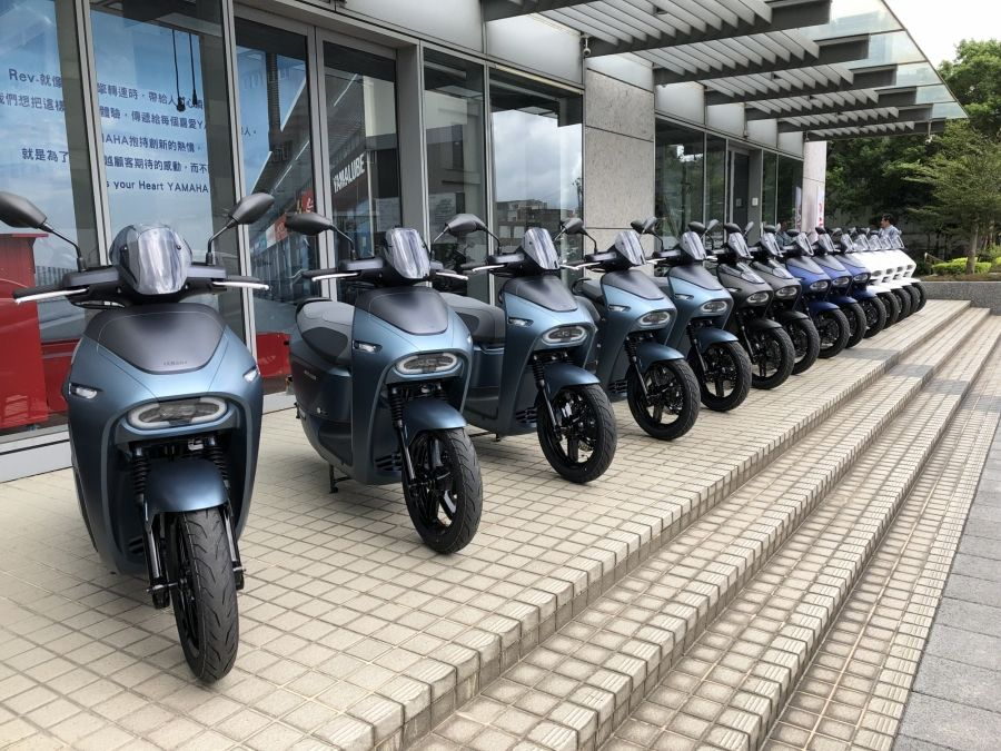 Yamaha EC-05 - 🛵 Electric Scooters 2021